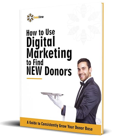nonprofit finding new donors ebook